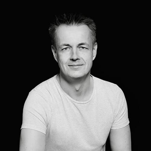 Porträtt på Mika Toivanen från Triatech, VD