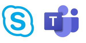 Kan jag ansluta till Skype-möten via Teams?