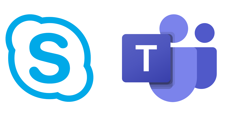 Skype och Teams